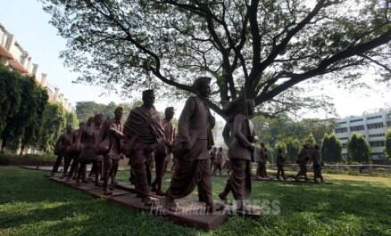 Remembering the 80 unsung heroes of Mahatma Gandhi's Dandi March
