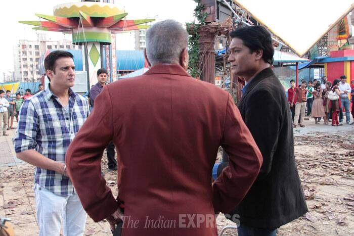 Jimmy Shergill teams up with the CID team