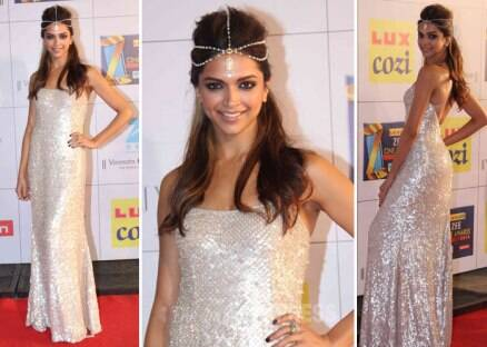Deepika Padukone dazzles at award show, Priyanka Chopra shows off new Rolls Royce