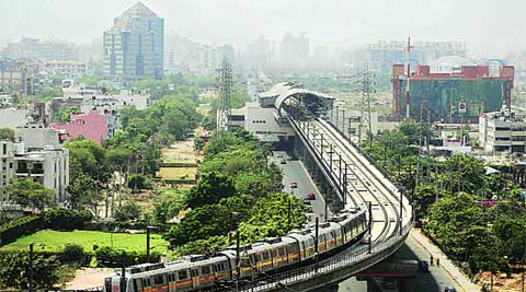 Travel time between Gurgaon, Noida will be cut by 30 minutes