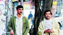 A still from Detective Byomkesh Bakshy