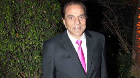 Dharmendra: To watch my youngest born get married was an overwhelming experience. (Photo: Varinder Chawla)