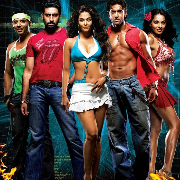 Abhishek Bachchan then reprised his role of ACP Jai Dixit in Yash Raj Films' 'Dhoom 2' along with Hrithik Roshan, Aishwarya Rai, Uday Chopra and Bipasha Basu. The film broke several box office records, mainly those for opening day and opening weekend grosses. It became the highest grossing film of the year.