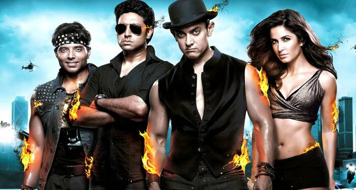 Year 2013 had Abhishek once again reprise his role of ACP Jai Dixit for the third time in 'Dhoom 3', which starred Aamir Khan and Katrina Kaif in lead roles. The film received a good response from critics and became the highest-grossing Bollywood film of all time domestically and worldwide.