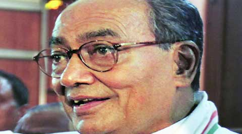 "The agency had filed a report before the High Court stating there is ""insufficient evidence"" to probe charges of corruption against Digvijaya."