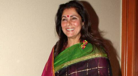 dimple kapadia parents