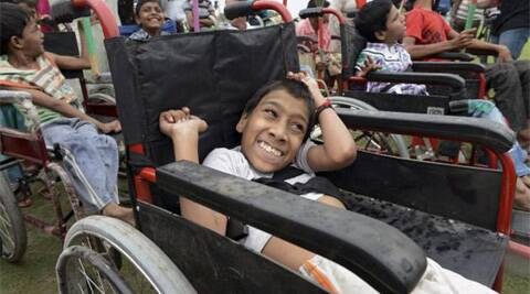disabled children, disabled children school, handicapped children, disabled children education, education of the disabled, schools for disabled, world news