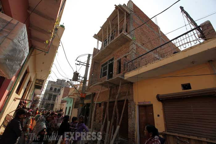 Four found dead in Dwarka
