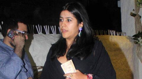 Ekta Kapoor: All I can say about the new show is that is it's a very passionate story of love.