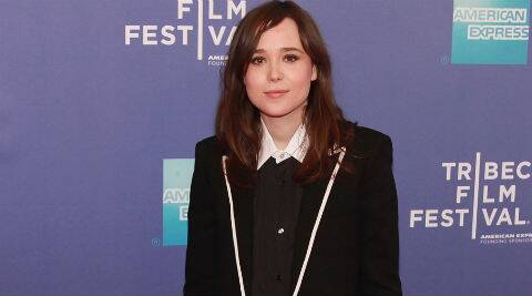 Ellen Page: I suffered for years because I was scared to be out. (Reuters)