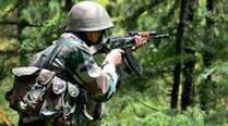 Militant killed in overnight gunbattle in Kashmir, arms recovered