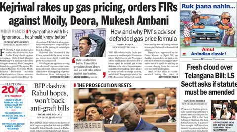 Fresh cloud over Telangana, changing mood of real estate and more - five must read stories of the Indian Express.