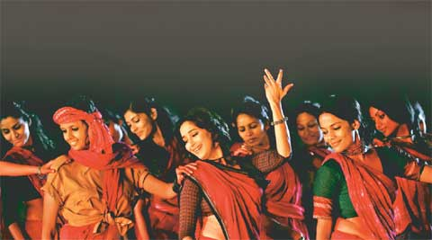 A still from Gulaab Gang.