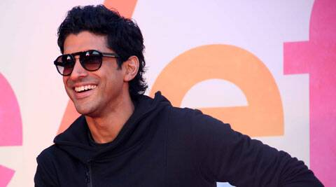 Farhan Akhtar received appreciation for his role in 'Bhaag Mikha Bhaag'.