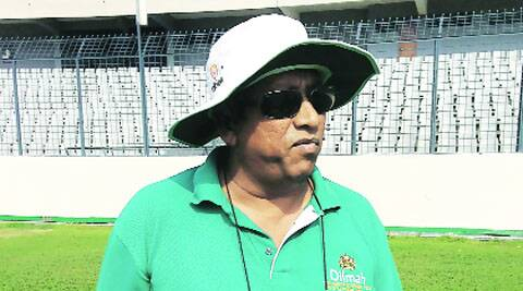 Silva is a Sri Lankan who is now Bangladesh Cricket Association's chief curator.