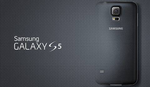 The Samsung Galaxy S5 will be available this week.