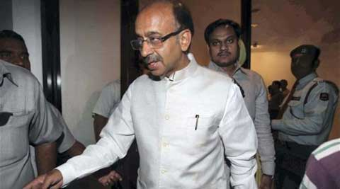 """This government is pushing Jan Lokpal deliberately in an unconstitutional manner re-strengthening the fact that AAP favours anarchy and pays scant regard to the constitutional authorities,"" BJP state president Vijay Goel said. (PTI)"