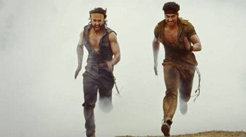 Was 'Gunday' just another promotional outing for Arjun Kapoor's next 'Tevar'?