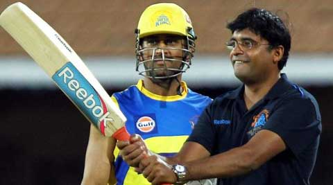 SC panel indicted Gurunath Meiyappan guilty of betting and passing on team information during the IPL matches last year. (PTI Photo)