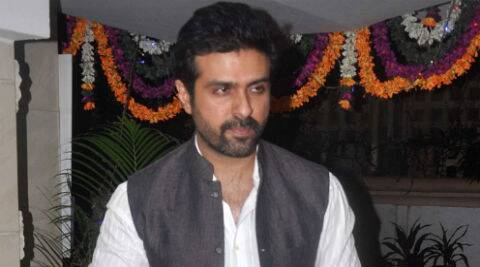 Harman Baweja will be seen in the upcoming film 'Dishkiyaoon'. (Photo: Varinder Chawla)