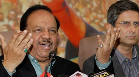 Harsh Vardhan claimed that if assembly polls were held in the coming days in Delhi, then the BJP would win more than 50 seats. (PTI)