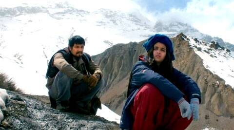 Moview Review Highway: An actor who insists on being taken seriously needs to be able to fit the role completely, and Alia Bhatt falters in many places.
