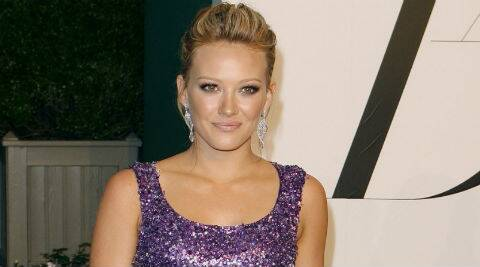 Hilary Duff announced her split from husband Comrie in January. (Reuters)