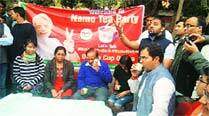 IIT to courts to JNU, a tea party becomes talk oftown