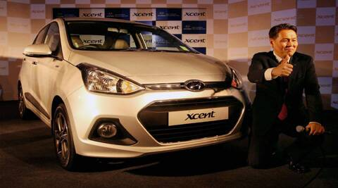 Xcent will be available in petrol and diesel. But the price is yet to be announced. (AP)