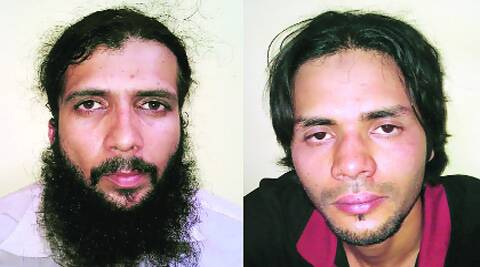 The Maharashtra Anti-Terrorism Squad (ATS) Monday started the process of recording statements of two Indian Mujahideen operatives — Yasin Bhatkal and Asadullah Akhtar — in connection with the July 13, 2011 triple blasts case of Mumbai.