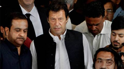 The party appreciated the trust reposed by the Tehrik-e-Taliban Pakistan (TTP) in Khan and said talks must begin soon. (AP)
