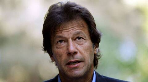 Khan hoped that the the dialogue process with the Taliban would moves forward and bring peace to Pakistan. (Reuters)