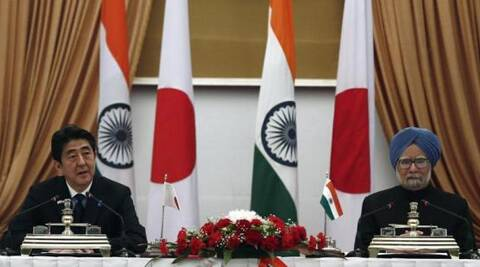 India does not seem to doubt Japanese motivations in pursuing a friendship offensive with India, or its logic.