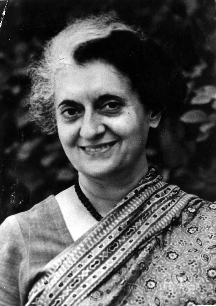 indira gandhi biography childhood facts life history death