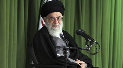 Khamenei's comments about hostility reflect his long standing animosity towards the United States, seen as the arch-enemy by Iranian authorities. (Reuters)