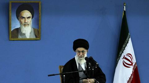 Iran's supreme leader said he's not against resolving Iran's nuclear issue but expresses doubts that talks will yield any result. (AP)