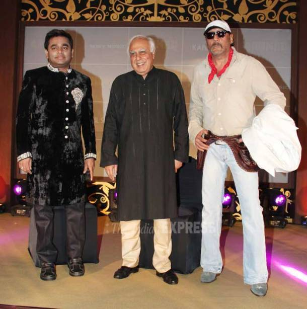 Salman Khan, Kapil Sibal, A R Rahman's musical night