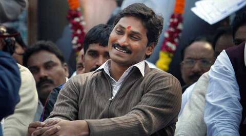 YSR Congress party chief Jaganmohan Reddy. (Reuters)
