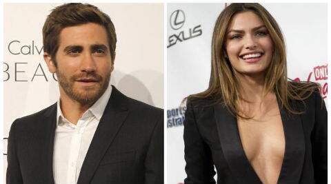 Jake Gyllenhaal and Alyssa Miller first parted ways due to conflicting schedules and distance. (Reuters/AP Photo)