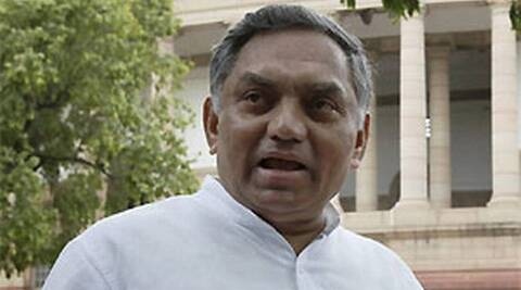 Congress General Secretary Janardan Dwivedi. (Photo: PTI)