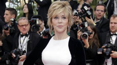 Jane Fonda recently watched Sting and Paul Simon play an LA gig with Rod Stewart and his wife, Penny Lancaster. (Reuters)