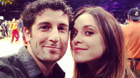 Jason Biggs and Jenny Mollen have named their son Sid. (Photo: Instagram)