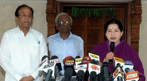 AIADMK had on Sunday announced its alliance with CPI for the Lok Sabha polls. (PTI)
