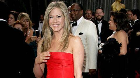 Aniston, 45, who starred in 2013 breakout comedy 'We're the Millers', will next be seen in 'Squirrels to the Nuts' and 'Horrible Bosses 2'.