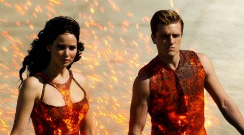'Hunger Games' sequel 'Catching Fire' was the highest-grossing film of all time by earning USD 423.6 million.