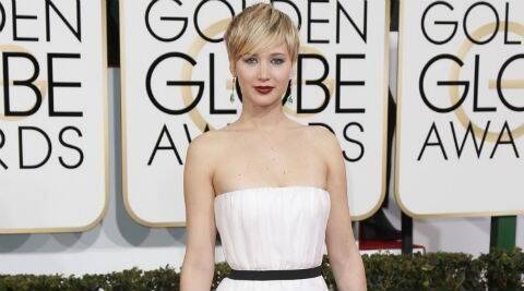 Jennifer Lawrence has been  Oscar nominated for Best Supporting Actress for 'American Hustle'. (Reuters)