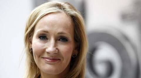 JK Rowling pens her second novel called 'The Silkworm'. (AP)