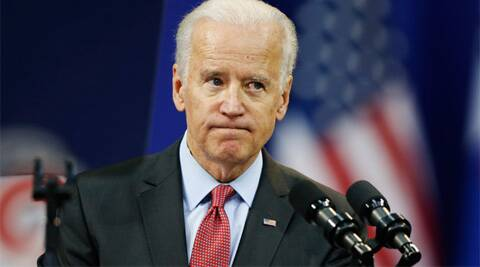 Biden spoked to the Ukrainian leader and made clear that the US is prepared to sanction those officials responsible for the violence, said the White House said in a statement.