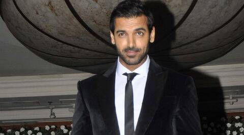 John Abraham says his mother does a lot of charity work; mostly in the direction of helping the cancer patients and that he lends his full support to her. (Photo: Varinder Chawla)