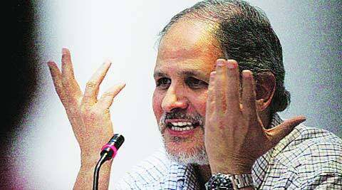 AAP had called L-G Najeeb Jung a 'Congress stooge'.
